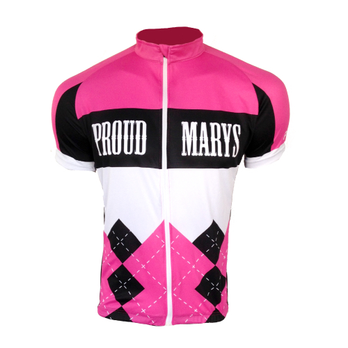 Cycling Jersey - Proud Marys Club Front